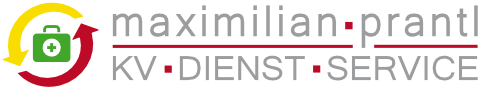 Maximilian Prantl KV-Dienst-Service Logo